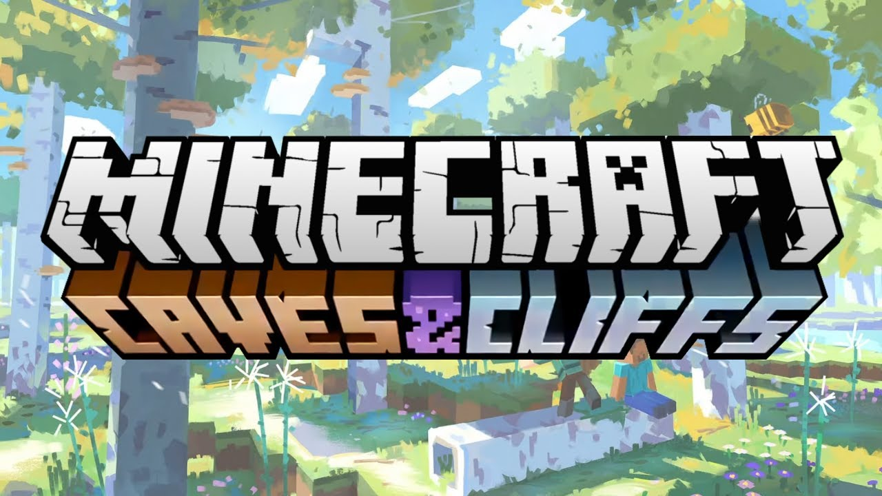 Minecraft: Caves & Cliffs Soundtrack w/ Relaxing Gameplay