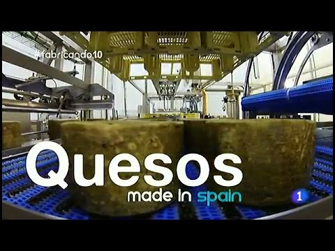 90-Fabricando Made in Spain - Quesos