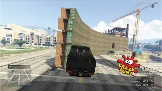 GTA V ONLINE EPIC RACE (Dill_Billy Switch 9