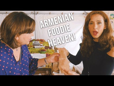 HOW ARMENIANS CHANGED AMERICA! (PART 1 FOOD FEST)