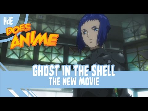 Ghost in the Shell - The New Movie review streaming vf