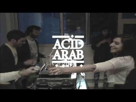 Acid Arab • DJ Set • LeMellotron.com