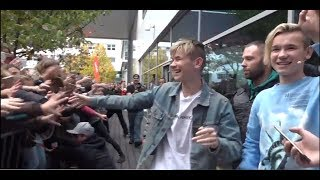 Marcus and Martinus live in ÓČKO TV / meet and greet with fans