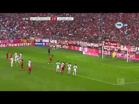 [Bundesliga] Bayern Monaco vs Bayern Leverkusen - 3^ giornata