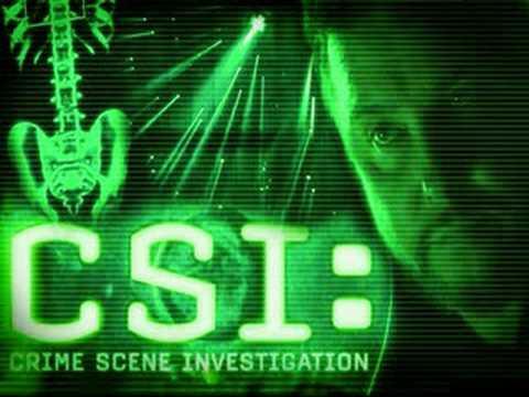 CSI Theme Tune