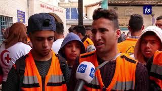 استشهاد مسعف وإصابة 3 شبان بمواجهات في مخيم الدهيشة
