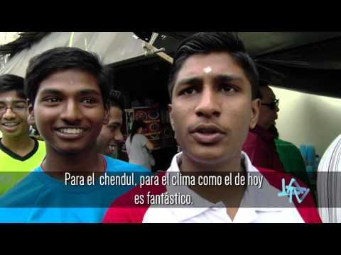 La Televisión en Malasia. Penang Parte 1 LATV ECUADOR 27/12/15