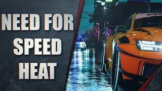 Need for Speed Heat - ПРАВДИВЫЙ ОБЗОР  КРАСИВЕЙШЕЙ НФС ХИТ