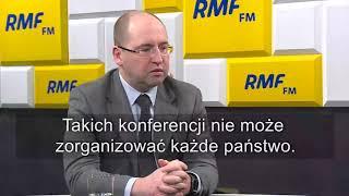 Co Polska zyska na organizacji konferencji bliskowschodniej?