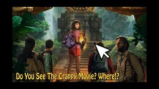 The Dora Live-Action Trailer SUCKED... Which is Not Surprising