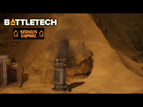 BattleTech - Let's Play Part 18: Giant Drilling Facility