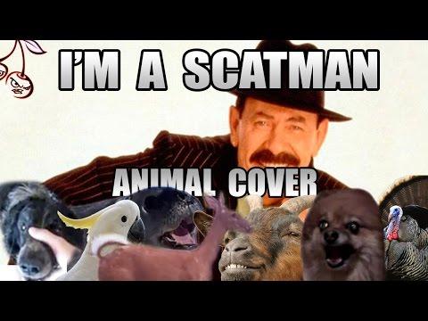 Scatman John  Im A Scatman Animal