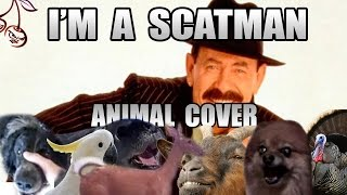 Baixar Scatman John - I'm A Scatman (Animal Cover)
