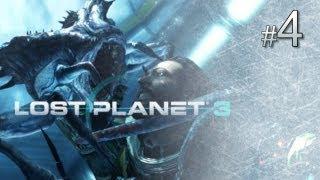 Lost Planet 3 прохождение с Карном. Часть 4
