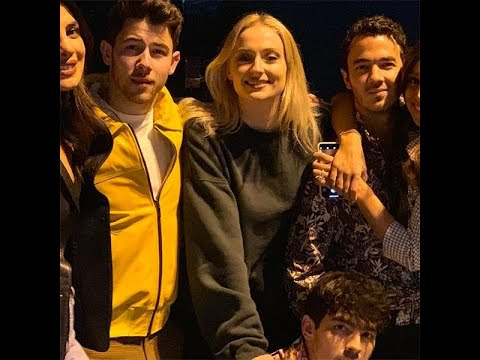 Sophie Turner Steals the Show at Jonas Brothers' Surprise College Bar Concert