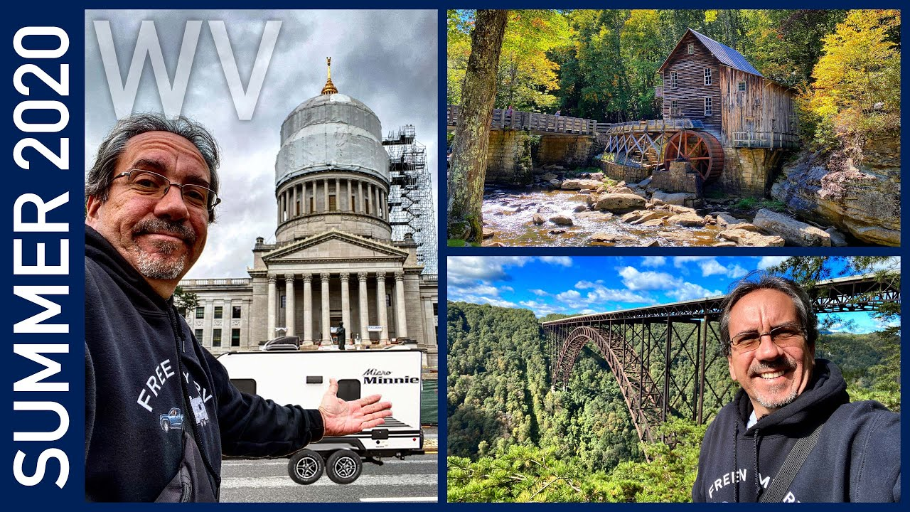 West Virginia: From the State Capitol to the New River Gorge - Summer 2020 Episode 28
