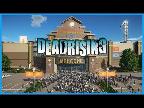 DEAD RISING: The Coaster! Coaster Spotlight 418 | Contest Entry #PlanetCoaster