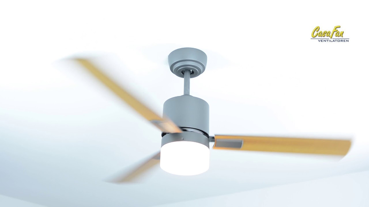 Ventilateur Plafond Eco Neo Casafan Destratifcateur Silencieux Dc
