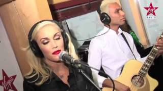 No Doubt-''Looking Hot'' Acoustic In-Studio Performance at Virgin Radio France