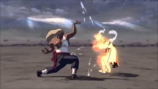 Naruto SUN Storm Revolution PS3 X360 Third Raikage Gameplay Teaser