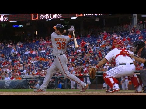 9/24/15: Wieters go-ahead homer in 8th lifts Orioles