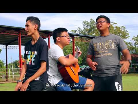 [Ali Ahkao dan Muthu]原创Namewee黄明志 MV cover & Singging feat.Blacky vs Green bean vs Daniel