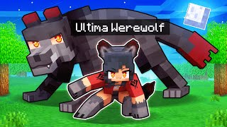 Rise of the Ultima WEREWOLF In Minecraft!