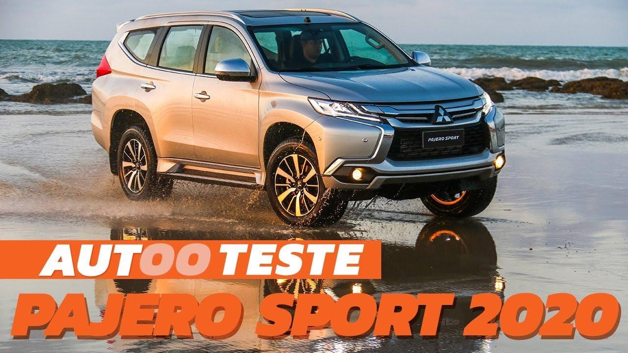 Mitsubishi Pajero Sport 2020: SUV é uma boa alternativa ao Trailblazer e o SW4