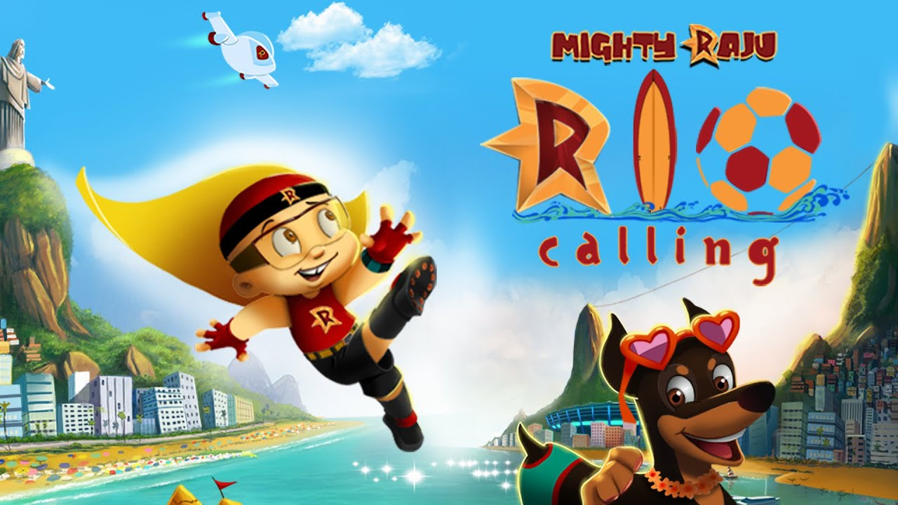 Download Mighty Raju - Rio Calling | Full Movie Available Online