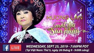 """Livestream với Hương Lan - Giới Thiệu DVD """"Một Đời Sân Khấu"""""""