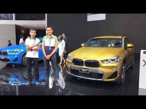 BMW X2 ỡ Thái Lan