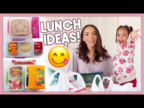 Quick & Easy School Lunch Ideas | Mom Vlog + Grocery Haul