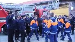 Neue Drehleiter für Feuerwehr von Wangerooge