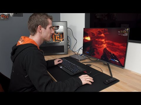 CHEAP Korean 144Hz Gaming Monitor - Classic Unboxing