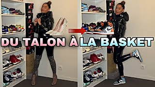 LOOK BOOK // Des Talons a la sneakers