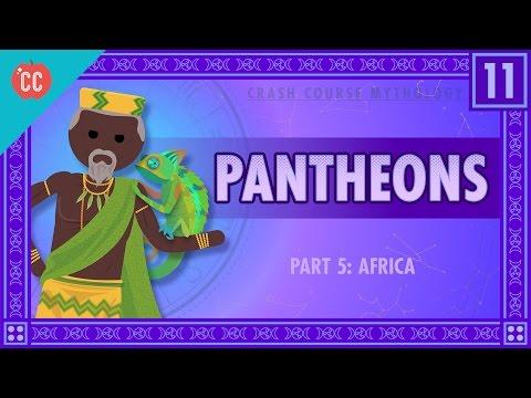 African Pantheons and the Orishas: Crash Course Mythology #11