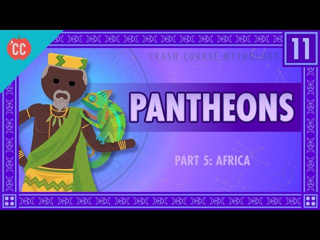 African Pantheons and the Orishas: Crash Course Mythology #11