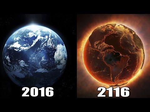 Wie die Welt in 100 Jahren aussehen wird..