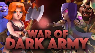 Valkyrie Party | Valkyrie 3 Star Strategies For TH9 | Clash Of Clans