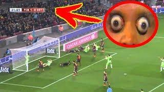 شيئ غريب جدا ونادر حدث في مباراة برشلونة ضد خيتافي لن يتكرر  بعد الآن ؟ تعرف عليه