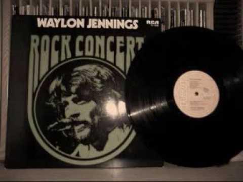 Waylon Jennings *Honky Tonk Heroes*