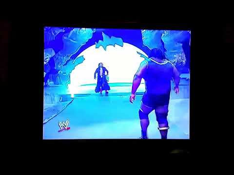 Edge cash in his money in the bank on the undertaker May 8 2007