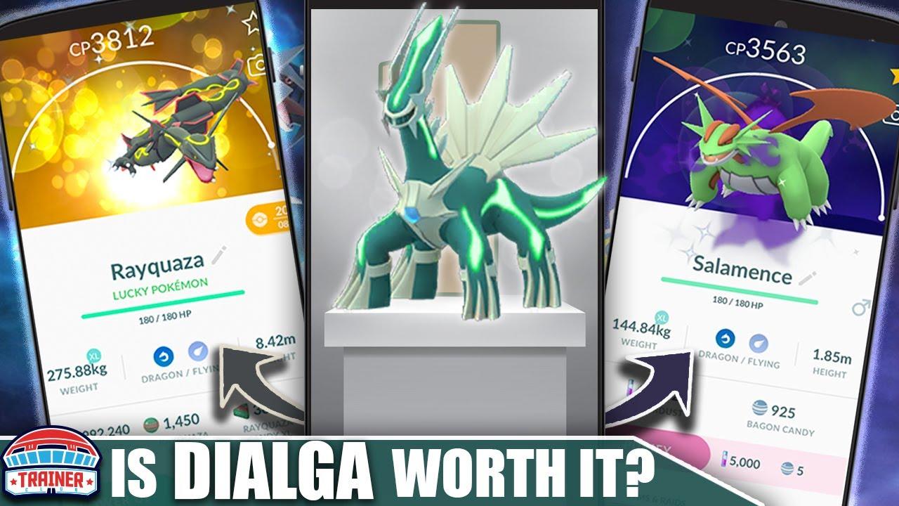 SHOULD YOU *MAX DIALGA* ? - DIALGA ATTACKER BREAKDOWN - PVP & META RAID ATTACKER | Pokémon GO