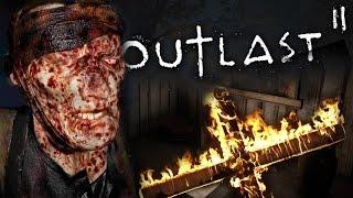 Outlast 2 - ПОХОРОНИЛИ ЗАЖИВО! (ШОК) #6