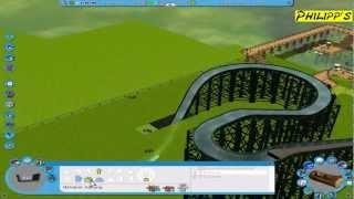 Let´s Play Roller Coaster Tycoon 3 #007: Wildwasserbahn [DEUTSCH/GERMAN]
