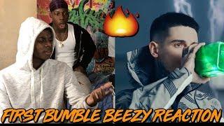 BUMBLE BEEZY - Дайджест - REACTION