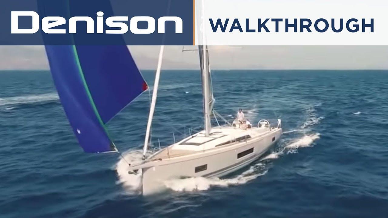 Beneteau Oceanis 46 1 Walkthrough