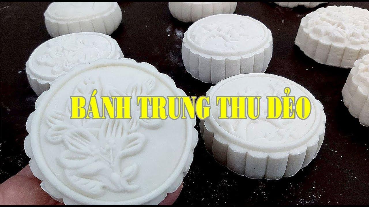 Cách làm Bánh Trung Thu dẻo thành công ngay lần đầu tiên tại nhà (Moon cake ) của Xanh TV