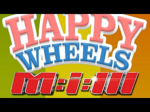 Happy Wheels: Mission Impossible 3 - Part 236
