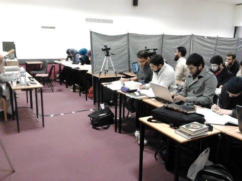 Advanced Comparative Islamic Law - Al-Salam Institute